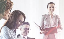 Consulenza professionale proiettori business