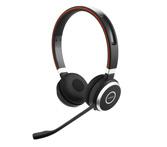 Jabra Evolve 65 UC Duo - Bluetooth, USB - Headset Stereo per piattaforme UC