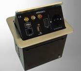 celexon Multipresa da tavolo Expert TA-200S (argento)