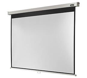 Schermo manuale celexon 200 x 150 cm serie Professional