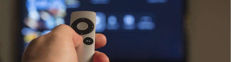 Wireless per Apple TV (AirPlay)