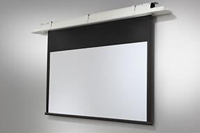 celexon schermo con motore e installazione a soffitto Expert 250 x 156 cm
