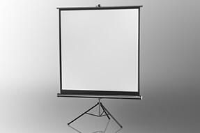 celexon schermo con cavalletto Economy 158 x 158 cm