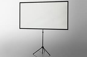 celexon schermo con cavalletto Ultra-leggero 177 x 100cm