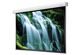 DELUXX Advanced Cyber Polaro 16:9 | 234 x 132 cm | schermo a motore – Serie Exclusive