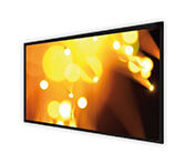 DELUXX Cinema schermo a cornice Frame Elegance 213 x 133 cm
