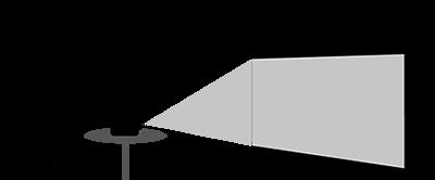Proiezione frontale
