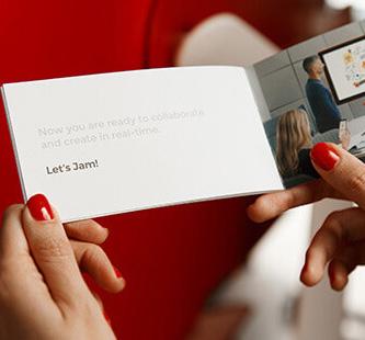 Google Jamboard Booklet