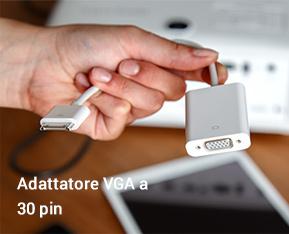 Adattatore VGA a 30 pin