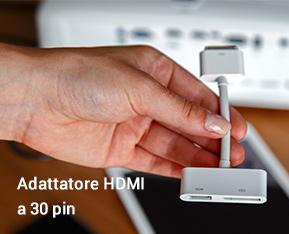 Adattatore HDMI a 30 pin