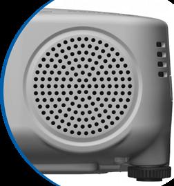 proiettori con altoparlanti integrati