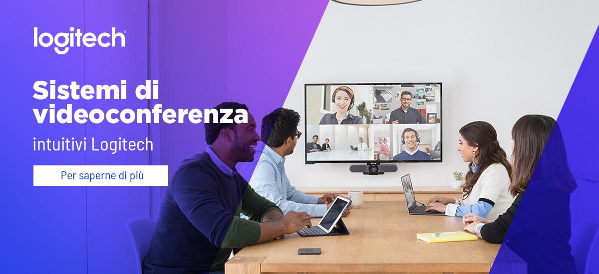 ILogitech Sistemi di videoconferenza